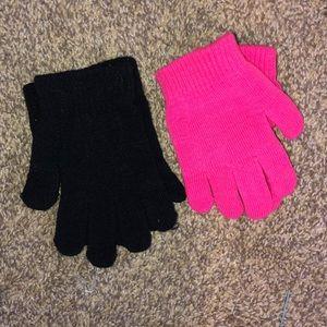 Glove set size small